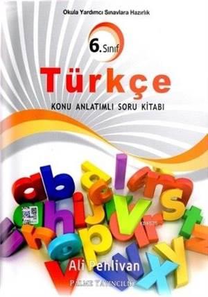 Palme 6. Sınıf Türkçe Konu Anlatımlı Soru