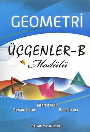Palme Geometri Üçgenler B Modülü