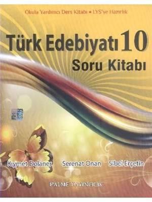 10. Sınıf Türk Edebiyatı Soru Bankası
