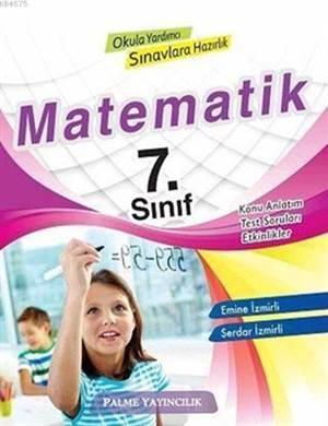 7.Sınıf Matematik Konu Kitabı