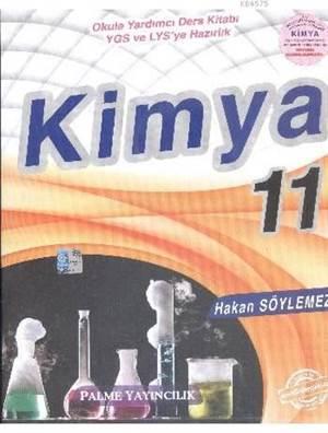 11. Sınıf Kimya Konu Anlatımlı