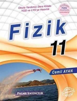 Palme 11.Sınıf Fizik Konu Kitabı*Yeni*