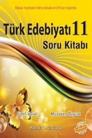 Palme 11.Sınıf Türk Edebiyatı Soru Kitabı