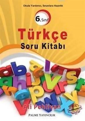 Palme 6.Sınıf Türkçe Soru Kitabı - Palme