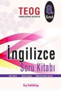 Key Publıshıng Teog 8.Sınıf İngilizce Soru Kitabı