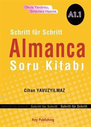 Key Publishing Almanca Soru Kitabı A1.1