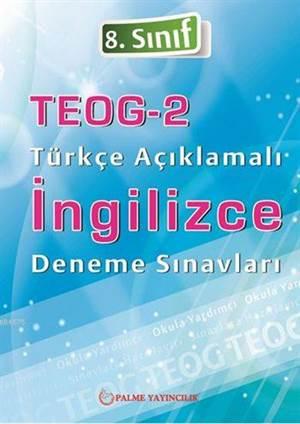 Teog-2 İngilizce Deneme Sınavları