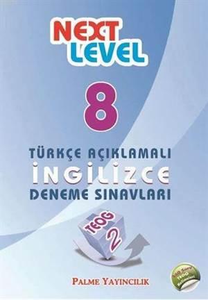 Next Level 8.İngilizce Deneme Sınavları