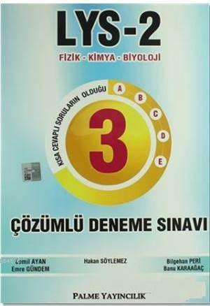 LYS - 2 Fizik Kimy ...