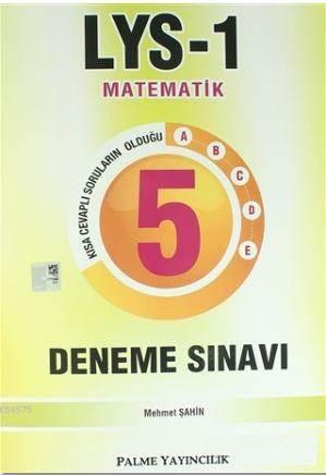 LYS 1 Matematik 5  ...