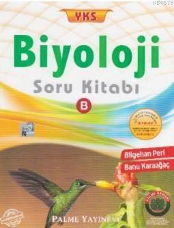 YKS Biyoloji Soru Kitabı B; 2. Oturum