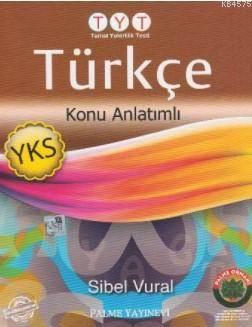 YKS TYT Türkçe Konu Anlatımlı