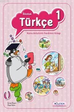 İlkokul Türkçe 1 Konu Anlatımlı Yardımcı Kitap