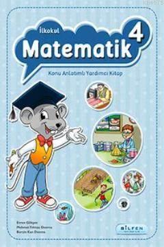 İlkokul Matematik 4 Konu Anlatımlı Yardımcı Kitap