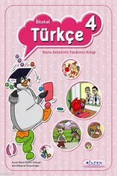 ilkokul Türkçe 4 Konu Anlatımlı Yardımcı Kitap