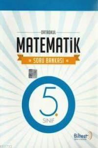BİLTEST Ortaokul Matematik 5 Soru Bankası
