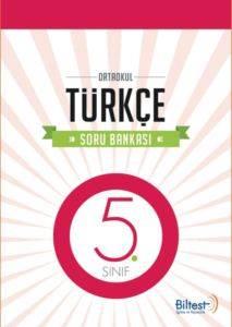 BİLTEST Ortaokul Türkçe 5 Soru Bankası
