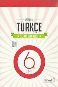 BİLTEST Ortaokul Türkçe 6 Soru Bankası