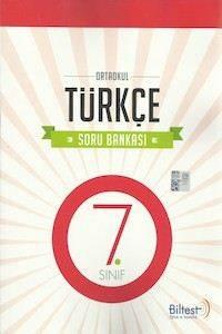 BİLTEST Ortaokul Türkçe 7 Soru Bankası