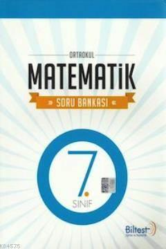 BİLTEST Ortaokul Matematik 7 Soru Bankası
