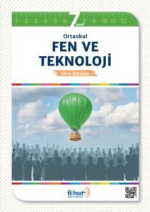 BİLTEST Ortaokul Fen ve Teknoloji 7 Soru Bankası