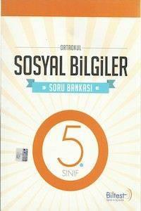 BİLTEST Ortaokul Sosyal Bilgiler 5 Soru Bankası
