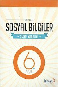 BİLTEST Ortaokul Sosyal Bilgiler 6 Soru Bankası
