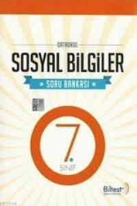 BİLTEST Ortaokul Sosyal Bilgiler 7 Soru Bankası
