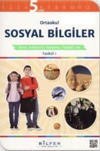 Ortaokul Sosyal Bilgiler 5 Konu Anlatımlı Yardımcı Fasikül Set
