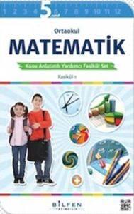 Ortaokul Matematik 5 Konu Anlatımlı Yardımcı Fasikül Set