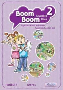 Boom Boom İngilizce 2 Fasikül Set