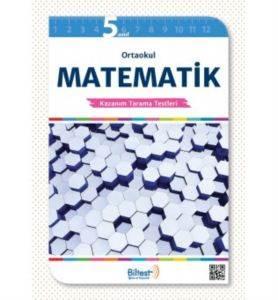 BİLTEST Ortaokul Matematik 5 Kazanım Tarama Testleri