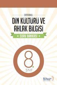 BİLTEST Ortaokul Din Kültürü ve Ahlak Bilgisi 8 Soru Bankası