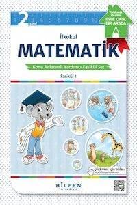 İlkokul 2. SınıfMatematikKonu Anlatımlı Yardımcı Fasikül Set – Ödev Fasikülleri
