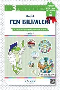 İlkokul 3. SınıfFen Bilimleri Konu Anlatımlı Yardımcı Fasikül Set – Ödev Fasikülleri
