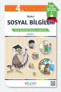 İlkokul 4. Sınıf Sosyal Bilgiler Konu Anlatımlı Yardımcı Fasikül Set – Ödev Fasikülleri