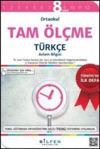 Ortaokul 8. Sınıf Tam Ölçme Türkçe