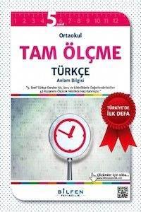 Ortaokul 5. Sınıf Tam Ölçme Türkçe