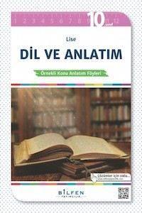 10. Sınıf Dil ve Anlatım Örnekli Konu Anlatım Föyleri