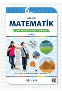 Ortaokul Matematik 6 Konu Anlatımlı Yardımcı Fasikül Set