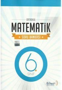 BİLTEST Ortaokul Matematik 6 Soru Bankası