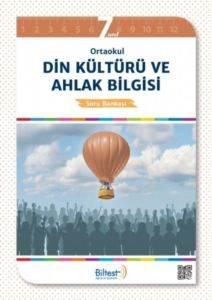 BİLTEST Ortaokul Din Kültürü ve Ahlak Bilgisi 7 Soru Bankası