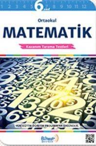BİLTEST Ortaokul Matematik 6 Kazanım Tarama Testleri