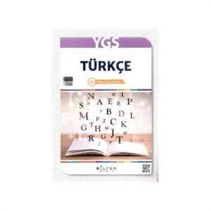 YGS Türkçe 20'li Deneme Kitabı
