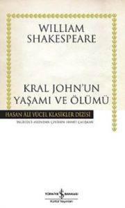 Kral John'un Yaşamı ve Ölümü (K.Kapak)