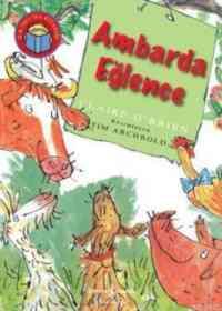 İlk Okuma Kitabım - Ambarda Eğlence