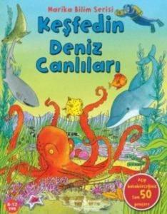 Keşfedin Deniz Canlıları