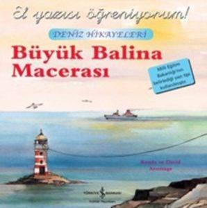 El Yazısı Öğreniyorum Büyük Balina Macerası