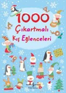 1000 Çıkartmalı Kış Eğlenceleri