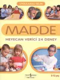 Heyacan Verici 24 Deney Madde